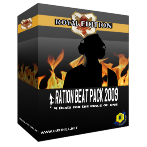 Thumbnail Ration Beat Pack 2009 Vol1